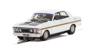 Scalextric C3986 Ford Falcon XW Diamond White 1/32 Slot Car