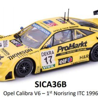 Slot.it SICA36b Opel Calibra 1st Norisring 1996 Slot Car