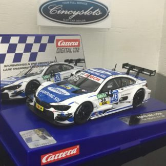 Carrera D132 30835 BMW M4 DTM Martin #36 Digital Slot Car.