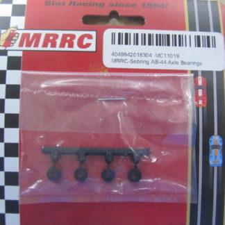 MRRC MC11019 Sebring Axle Bearings Slot Car.