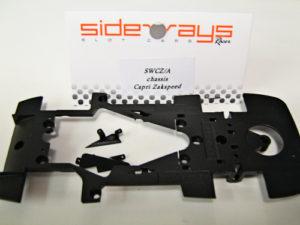 Sideways SWCZ/A1 Ford Capri Zakspeed Flexy Chassis.