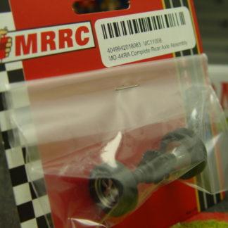 MRRC MC11008 911 Slot Car Rear Axle A.