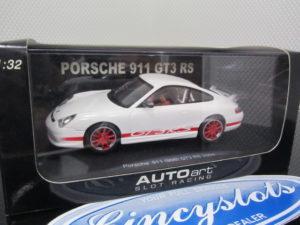AutoArt 13077 Porsche 911 GT3 RS 2004.