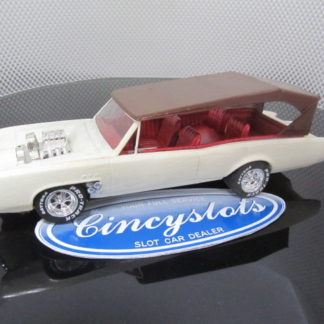 Custom 1/24 Monkee's Mobile on a MK chassis.