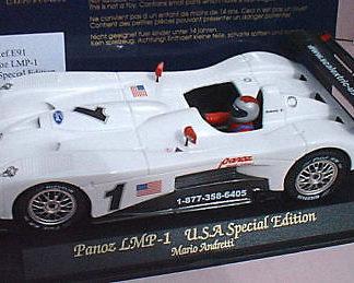 Fly Panoz LMP 1 Mario Andretti.