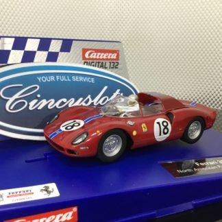 Carrera D132 30774 Ferrari 365 P2 #18.