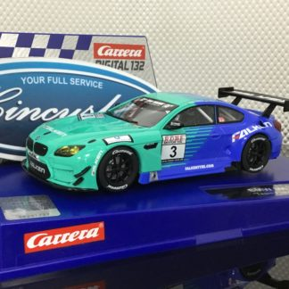 Carrera D132 30844 BMW M6 GT3 Team Falken #3.
