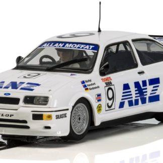 "SCALEXTRIC C3910 FORD SIERRA RS500 ""ANZ"" BATHURST 1988 Slot Car."
