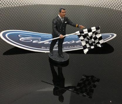 Le Mans Miniatures Figure FLM132057 Race Director 1950-1970.