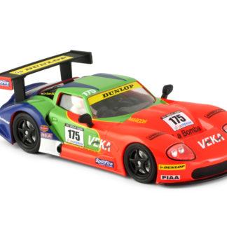 Revo Slot RS0009 MARCOS LM600 GT2 #175 Slot Car.