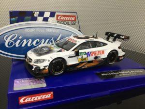 Carrera D132 30839 Mercedes AMG C 63 DTM #3 Resta.