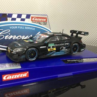 Carrera D132 30858 Mercedes AMG C 63 DTM #6 Wickens.