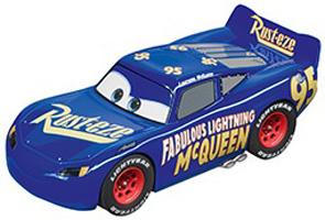 Carrera D132 30859 Disney Fabulous Lightning McQueen.