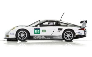 Scalextric C3944 Porsche 911 RSR LeMans 24Hrs.