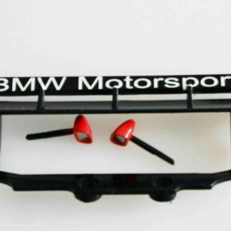 Carrera Exclusiv 85120 BMW V12 LMR AMLS 2000 1/24 Slot Car.
