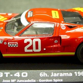 Fly 88046 A181 Ford GT40 Tergal.