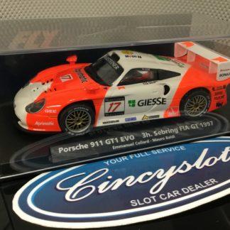 Fly 88164 E-50 Porsche GT1 EVO Marlboro.