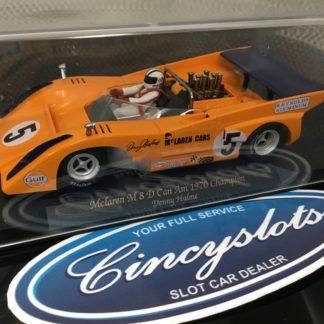 Vanquish VACA1 McLaren M8D Can Am Denny Hulme.