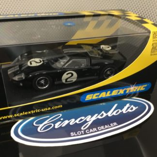 Scalextric C2463 Ford GT40 MKII 1966 Le Mans #2.