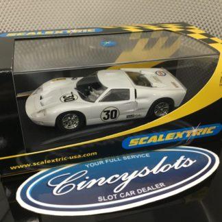 Scalextric C2473 Ford GT40 Custom.