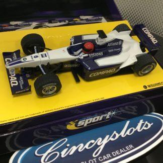 Scalextric Sport C2335 Williams F1 FW23 #6.
