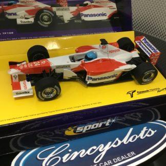 Scalextric Sport C2455A Toyota TF102 Panasonic #24.