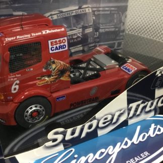 Fly 8500 Mercedes Benz Atego Esso Racing Truck. Lightly Used, Looks New.
