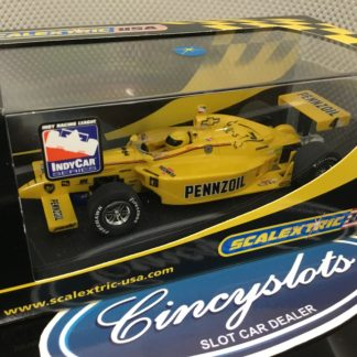 Scalextric C2442 Dallara Indy Pennzoil #4. Lightly Used, Looks New!!