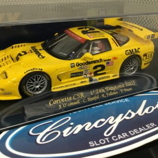 Fly A123 Corvette C5R Daytona 2001.