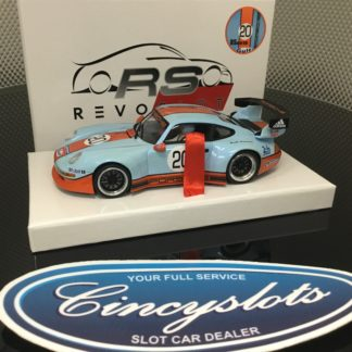 Revo Slot RS0015 Special GULF Edition #20.