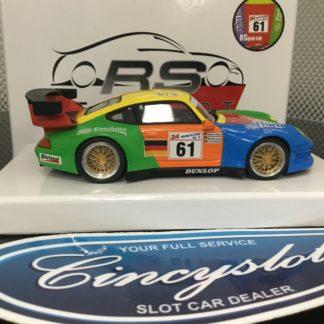 Revo Slot RS0018 PORSCHE 911 GT2 Krauss #61.