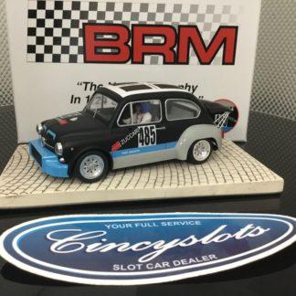 """BRM BRM084 FIAT Abarth 1000TCR Zuccari #485 CIT 73 """"Mini Car' Series."""