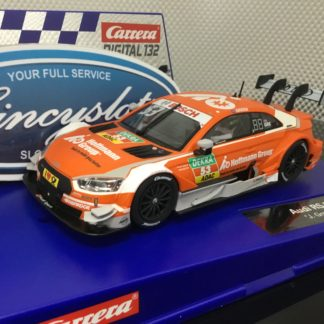 Carrera D132 30837 Audi RS 5 DTM J. Green Hoffman Group.