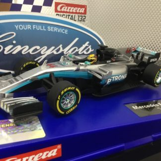 Carrera D132 30840 Lewis Hamilton Mercedes F1 W08 EQ Power.