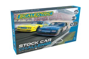 Scalextric C1383 Stock Car Challenge Chevrolet Monte Carlo Slot Car Set. 1/32.