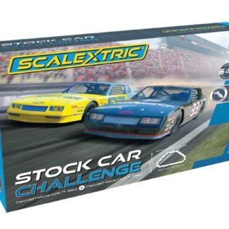 Scalextric C1383 Stock Car Challenge Chevrolet Monte Carlo Slot Car Set. 1/32.