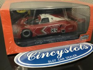 Slot.it CA28c Nissan R90V 1990 1/32 Slot Car.