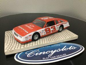 Scalextric C3949 Chevrolet Monte Carlo MOMENTUM. 1/32 Slot Car.