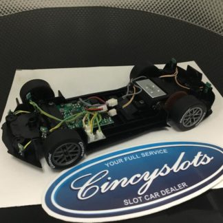 Carrera D124 23860 Chevrolet Corvette C7R NEW Rolling CHASSIS.
