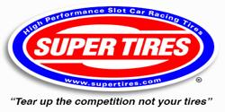 1/32 Urethane Super Tires