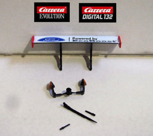Carrera 89905 1/32 Scale Accessories for Ford GT.