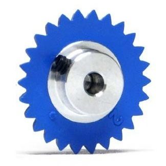 Slot.it SIGA1626PL Anglewinder Aluminum Hub Gear 26T.
