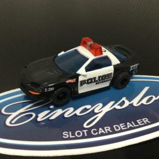 TYCO CHEVROLET CAMARO POLICE HO SLOT CAR, NEW.
