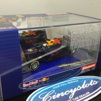 Carrera D132 30819 Daniel Ricciardo Red Bull TAG Heuer F1 1/32 Slot Car.