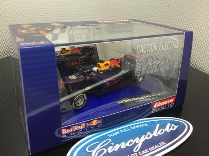 Carrera D132 30819 Daniel Ricciardo Red Bull TAG Heuer F1 1/32 Slot Car.