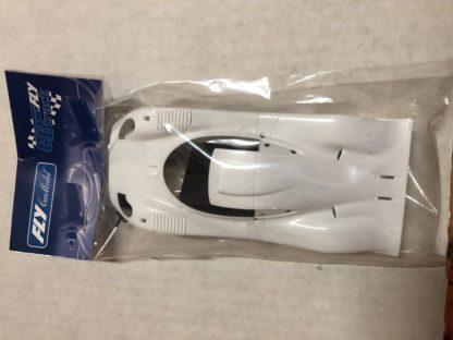 Fly RP201 Porsche GT1 98 Body White. 1/32.
