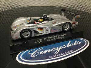 Slot.it CA33c Audi R8 LMP 24hr Le Mans 2000 1/32 Slot Car.