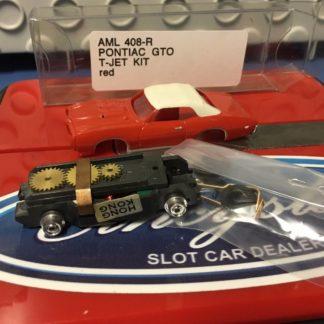 Thunderjet T-Jet Aurora Pontiac GTO HO Slot Car. NEW kit.