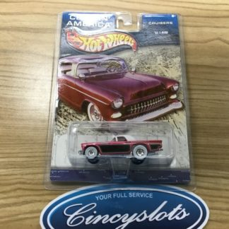 Hot Wheels 1957 Ford T-Bird Cruisin' America.