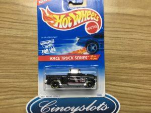 Hot Wheels 56 Flashsider Race Truck Series 3 of 4. B1